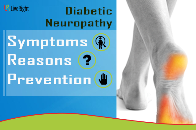Diabetic Neuropathy – Symptoms, Reasons and Prevention.